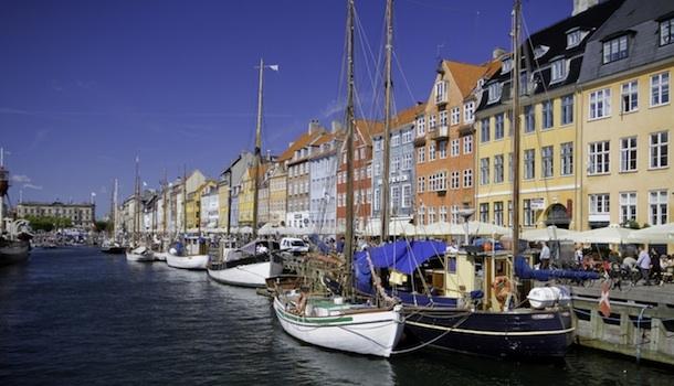 Copenhague, la petite reine du nord