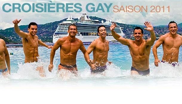 Le programme 2011 des croisières gay !