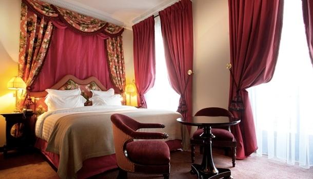 L'hôtel Athénée, la nouvelle adresse cosy à Paris