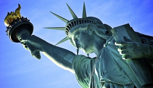 New-York reste privée de sa Statue de la Liberté.