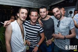 B Boat Party @ Bateau Nix Nox photo 14/26