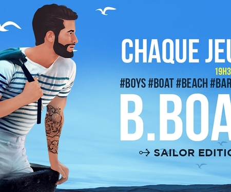The Parisian Gay Summer Party is Back!