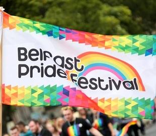 Gay Pride di Belfast