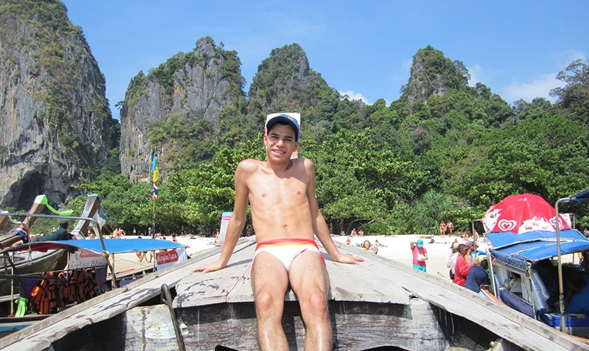 Gay cruise Thailand