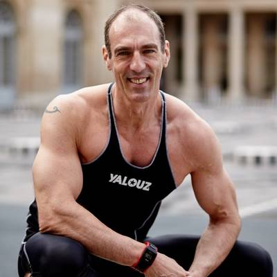 Etienne Eric - Masseur & Personal Trainer