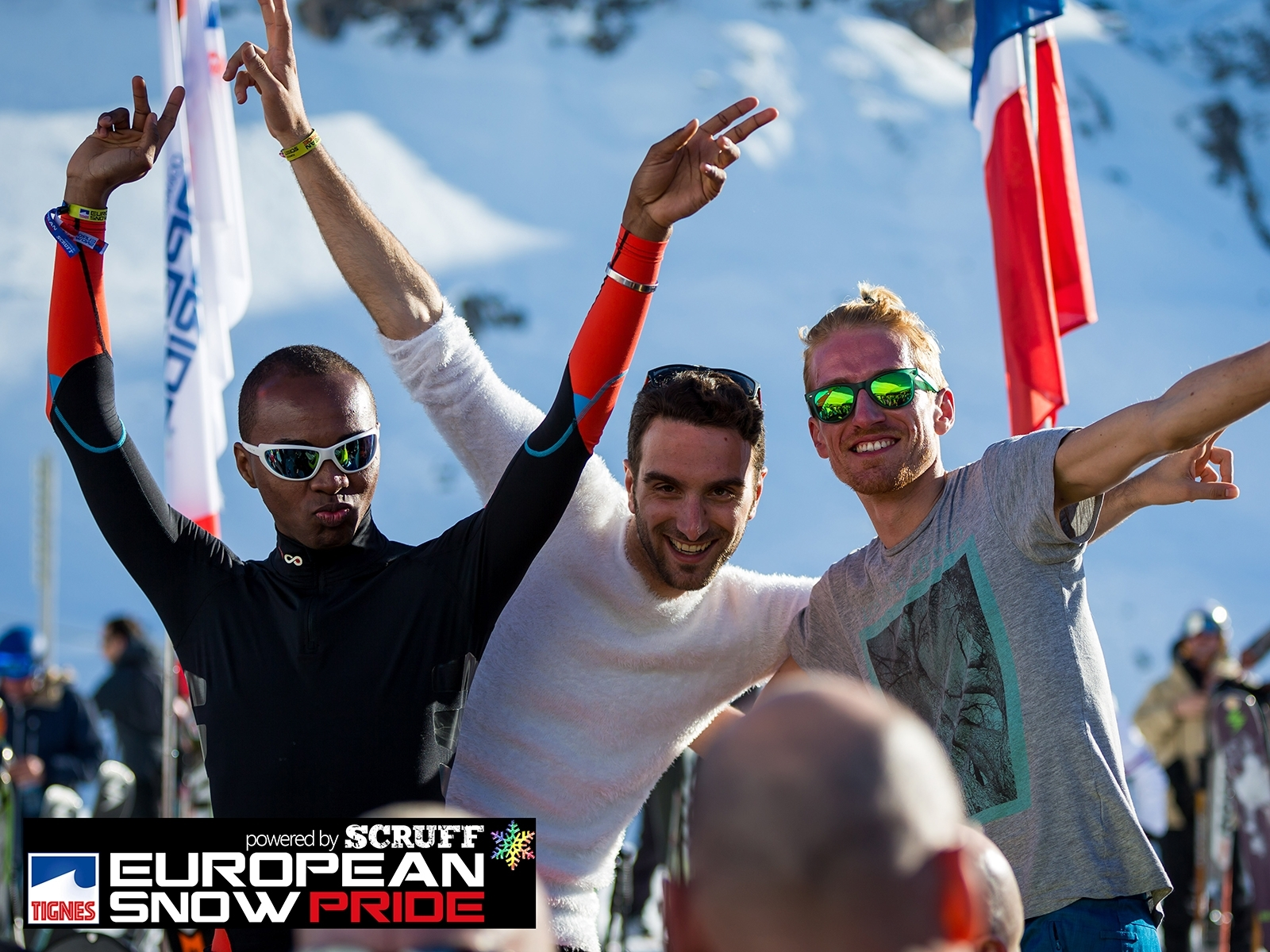 European Snow Pride Powered by SCRUFF: the 2018 program