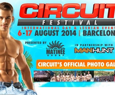 Circuit Festival de Barcelone 2014 : l'affiche