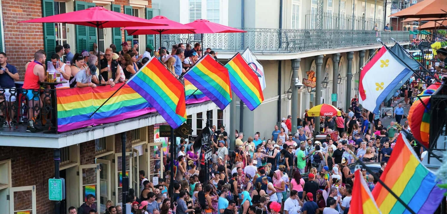 New Orleans Pride Parade 2019 New Orleans Gay Pride 2019: dates, parade, route   misterb&b