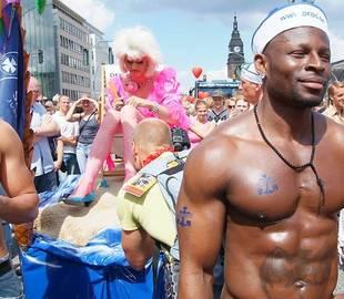 gay pride de Hambourg (CSD)