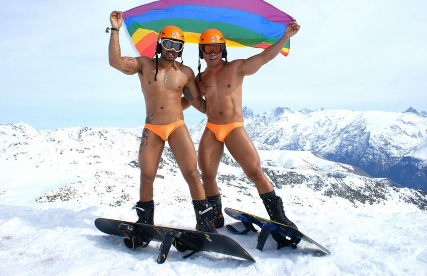 Winter 2014 : Top Gay Ski Events