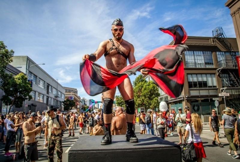 Folsom Street Fair online misterb&b