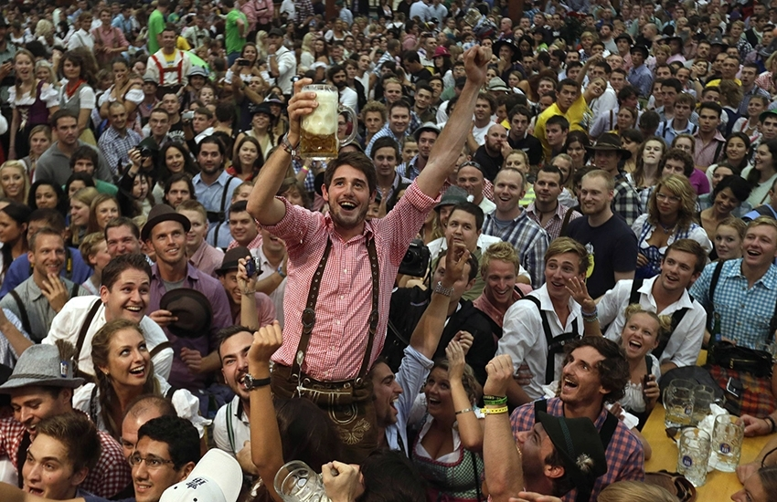Gay Oktoberfest : don't miss the Gay Sunday !