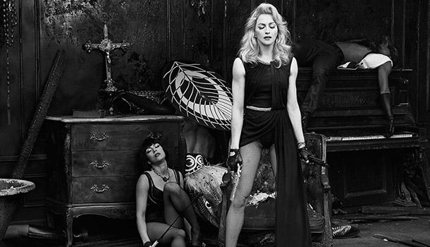 Le #SecretProject de Madonna révélé aujourd'hui à Paris
