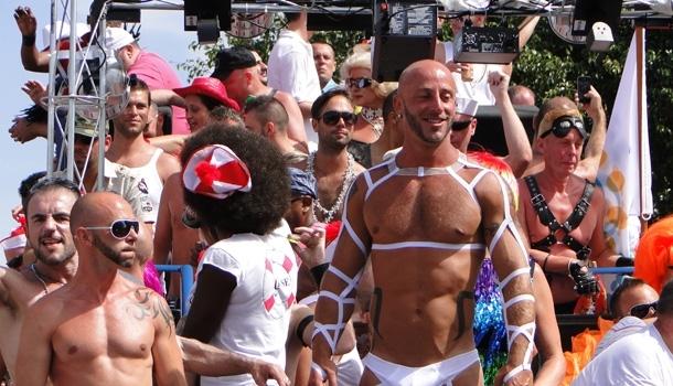 La Gay Pride de Maspalomas, c'est parti !