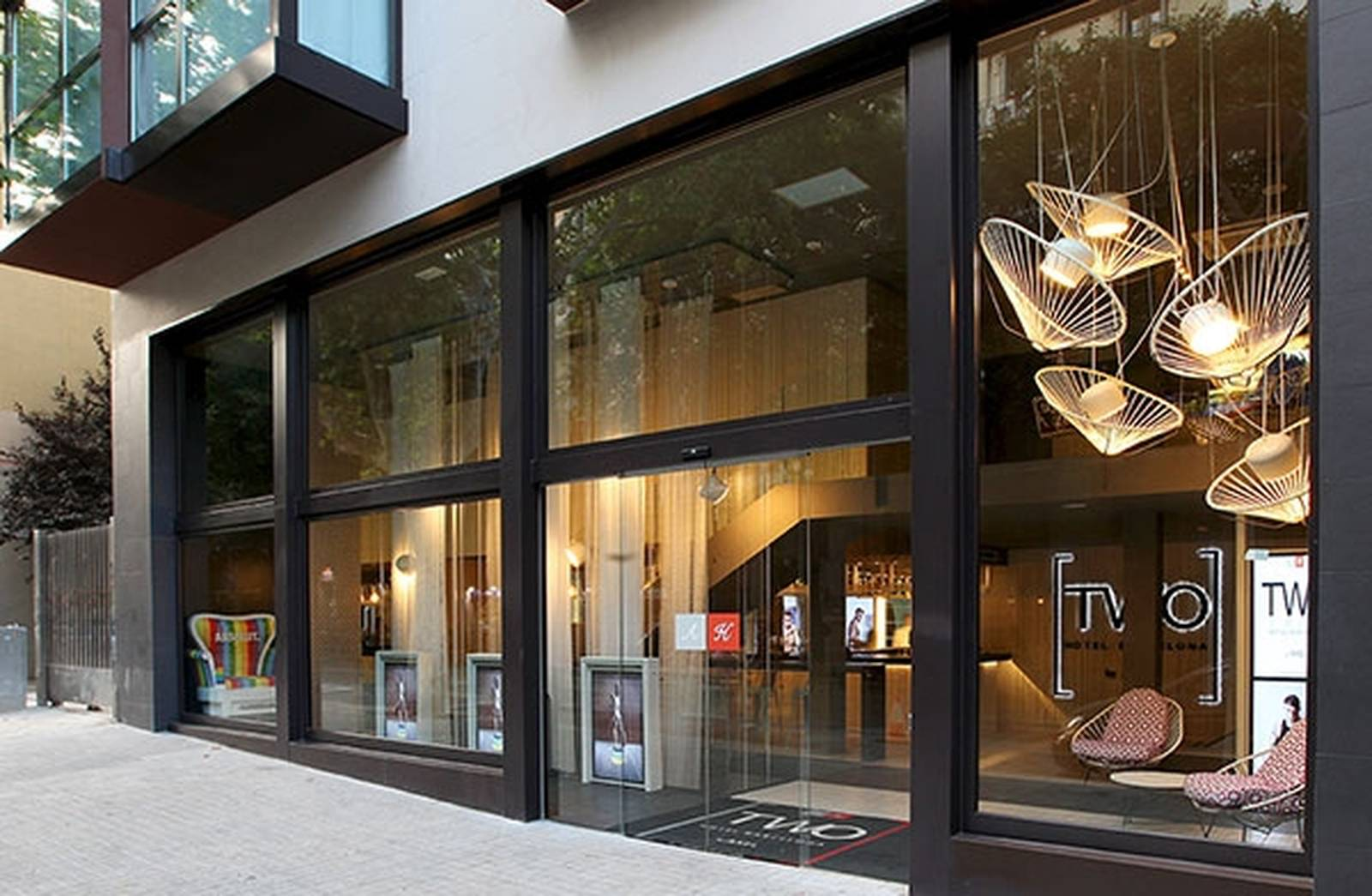 two hotel barcelona by axel barcelone guide des h244tels