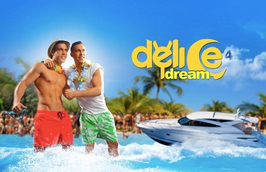 Spring Break Gay de Delice Dream: le compte à rebours est lancé !