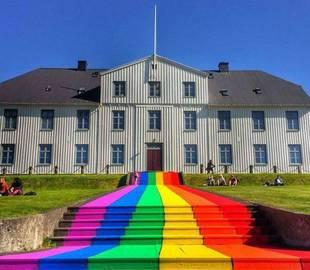 Gay Pride Reiquiavique