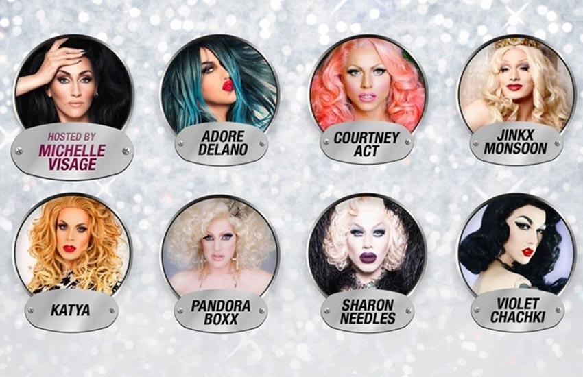 RuPaul's Drag Race : le show parisien