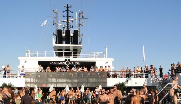 Quel parcours pour la Démence Cruise en 2013 ?