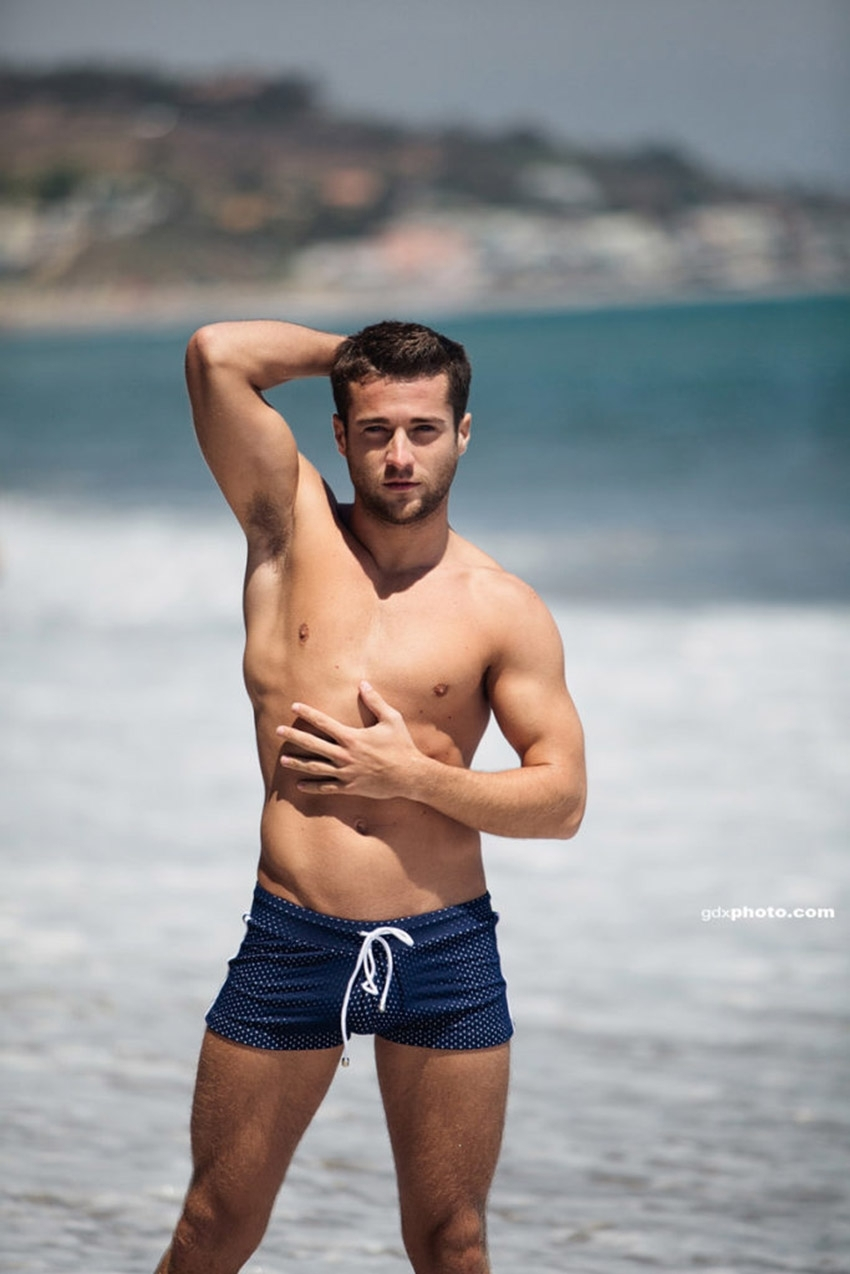 Colby Melvin gay beaches