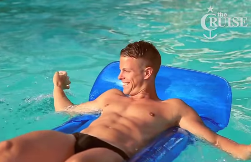 Gay cruise: 4 months before The Cruise 2015's departure