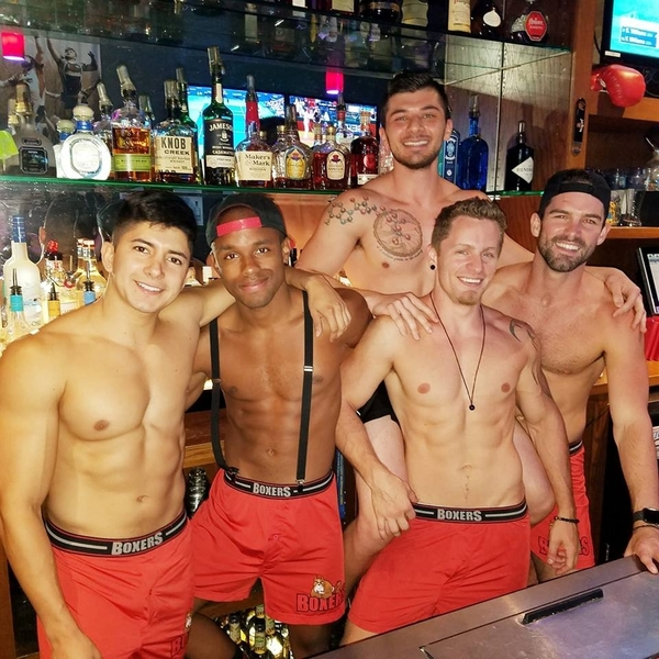 Philly gay bars help staff with gofundme, other support baltimore outloud
