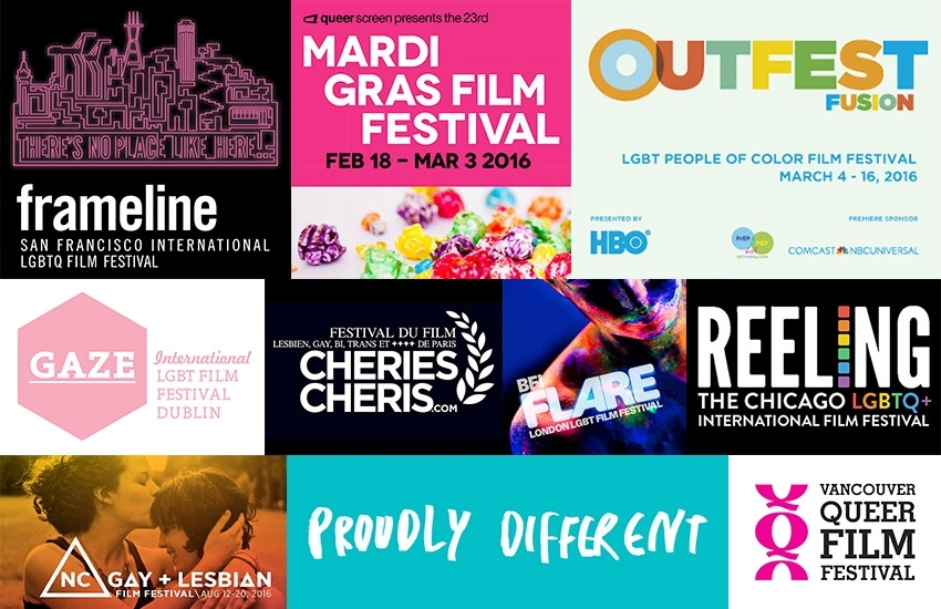 The Top 10 LGBT Film Festival in 2016
