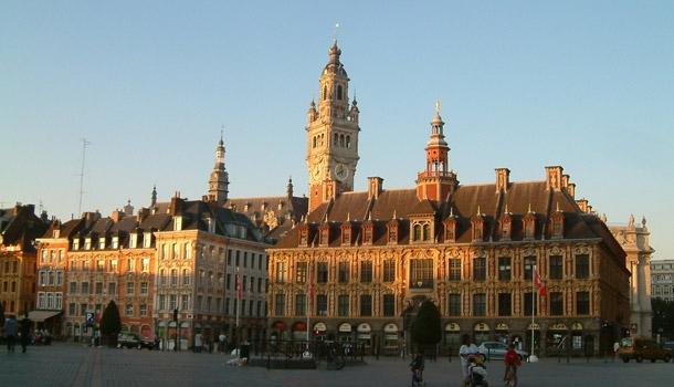 Immortalisez la ville de Lille!