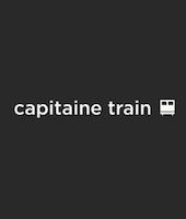 """Capitaine Train : réservez vos billets de train sur internet """"en moins d'une minute"""" !"""