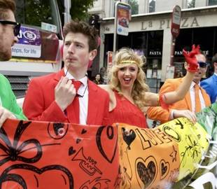 gay pride de Dublin